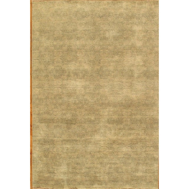 Image of Pasargad Modern Collection Rug - 6'x9'