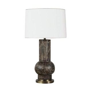 Paul Marra Rustic Modern Table Lamp