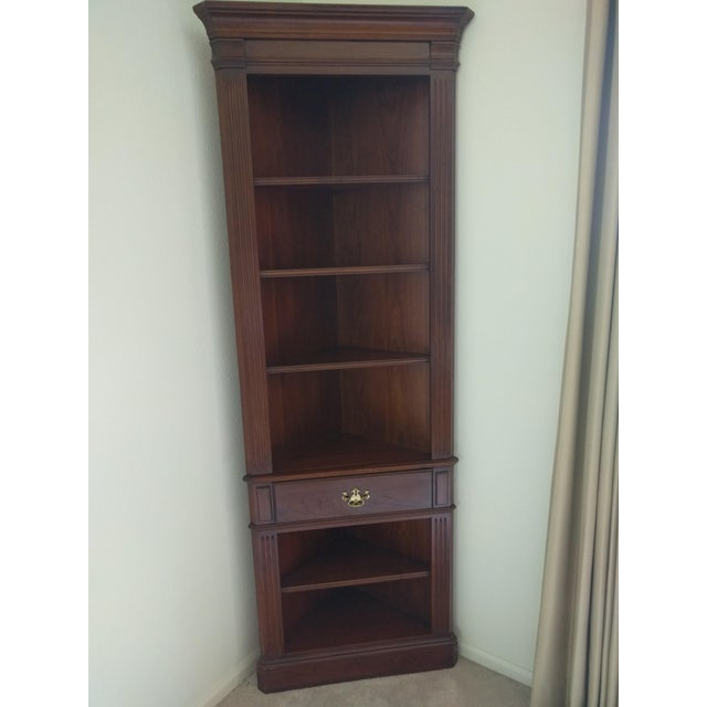Pennsylvania House Bookcase Wall Unit - 3 Pieces - Image 9 of 10
