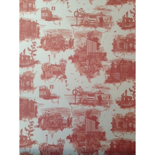 Custom Timerous Beasties Toile Wallpaper - S/6