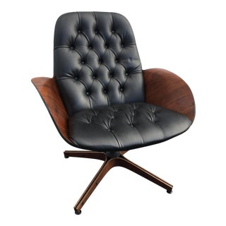 George Mulhauser Bent Teakwood Chair by for Plycraft