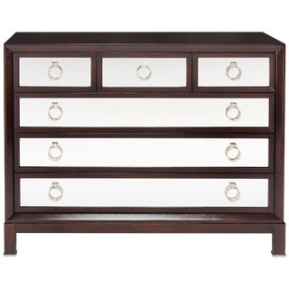 Vanguard Griffith Six Walnut Chest