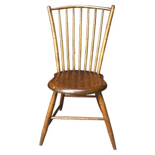 Vintage Rod Back Windsor Chair