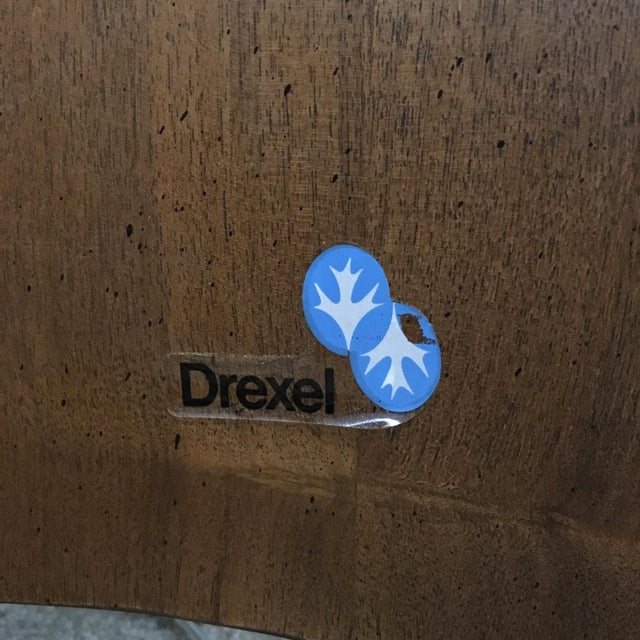 Round Drexel Table With Storage - Image 5 of 9