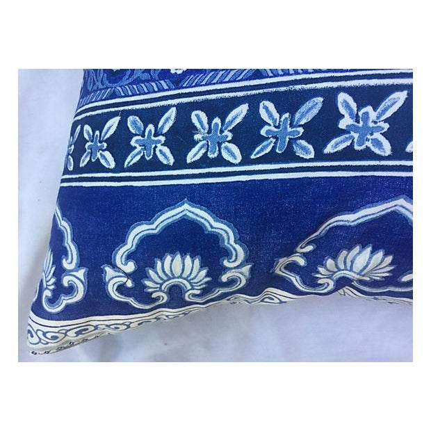 Ralph Lauren Martinique Print Pillow - Image 2 of 5