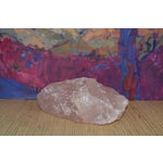 Image of Rose Quartz Geode Stone