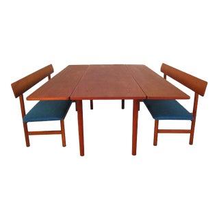 Borge Mogensen Dining Set - Set of 3