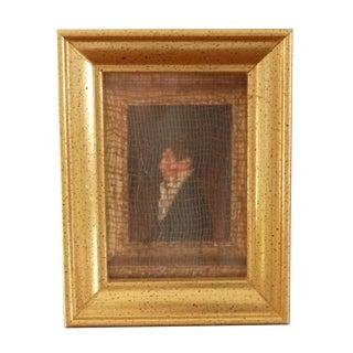 Mini Portrait of a Man