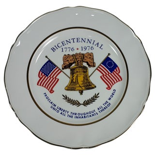 1776–1976 United States Bicentennial Plate