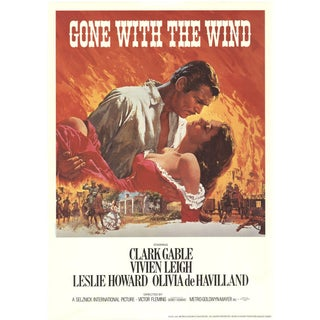 Gone with the Wind 1983 Poster