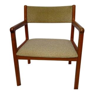 Jl Moller Danish Mid Century Modern Teak Dining Chair
