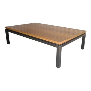Rare 'Harvey Probber' Rosewood Coffee Table
