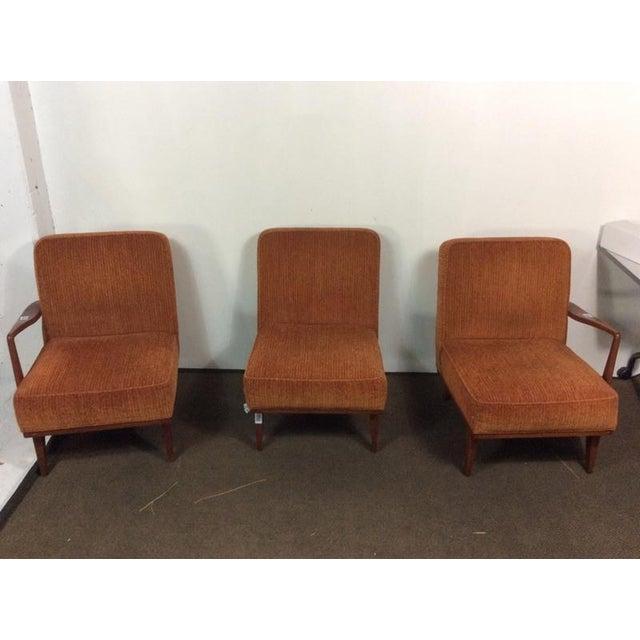 Mid Century Modern Convertible Sectional Chairs Chairish