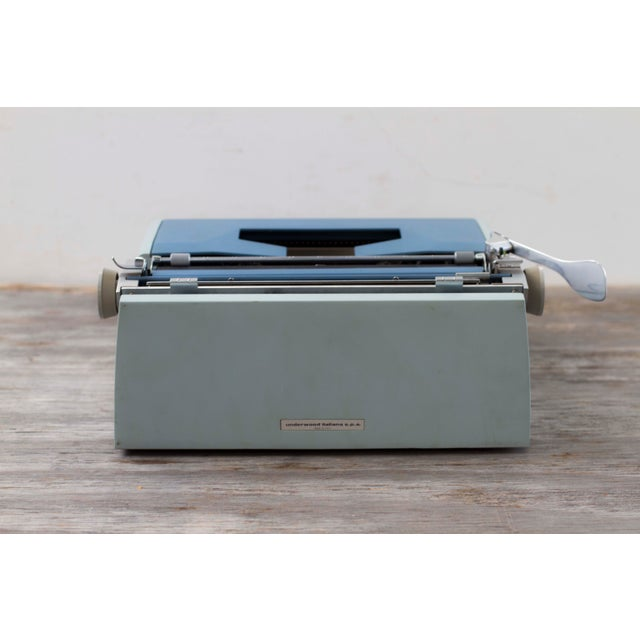 Vintage Underwood 21 Typewriter - Image 5 of 9