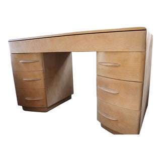 Heywood-Wakefield Kneehole Desk