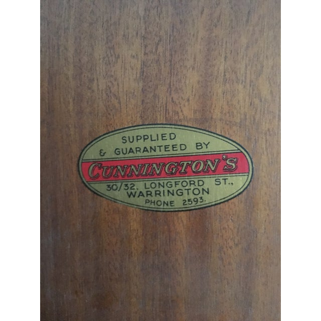 Vintage 1930's Wooden Armoire - Image 4 of 6