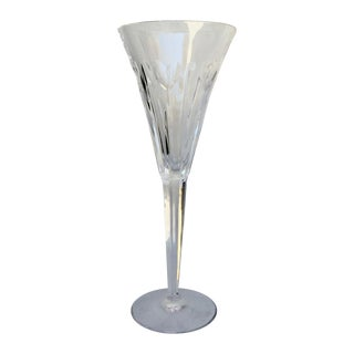 """Waterford Crystal """"Love"""" Champagne Flute"""