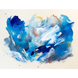 "Eh Sherman ""Winds of Change"" Original Painting"