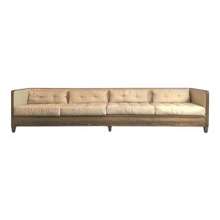 Restoration Hardware Upholstered Sofa
