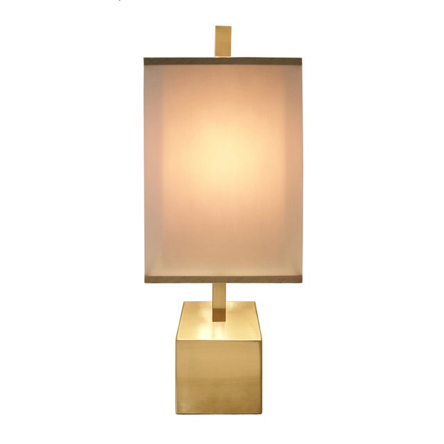 Image of Uttermost Flannigan Gold Double Shade Table Lamp