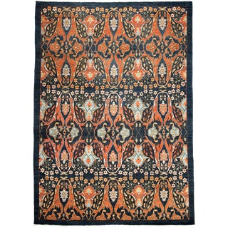 "Ziegler Hand Knotted Area Rug - 9'0"" X 12'2"""