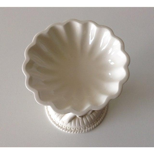 Image of Porcelain Glazed Cupid Ring or Soap Dish