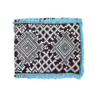 Diamond Pattern Moroccan Berber Pillow