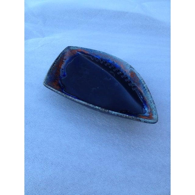 Royal Haegar Triangular Ashtray - Image 2 of 6