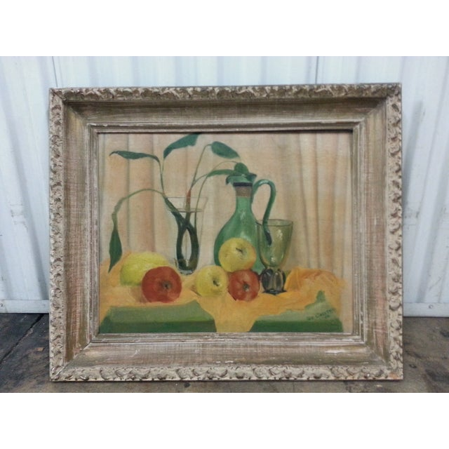 Image of Ted Chester Apple Still Life