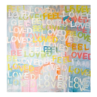 "Kerri Rosenthal ""Feel Love"" Print"