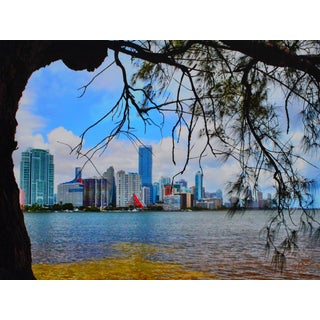 Brickell Bay, Miami by Rick De La Guardia