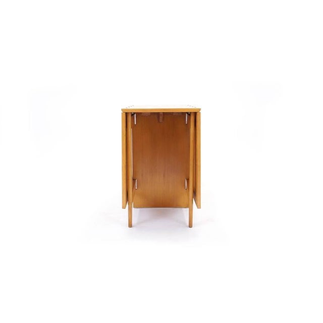 George Nelson for Herman Miller Gate Leg Dining Table Excellent - Image 3 of 10