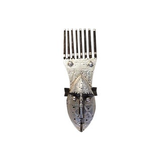 African Bamana Ntomo Mask