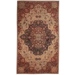 RugsinDallas Persian Hand Knotted Wool Kerman Rug- 10′8″ × 18′5″