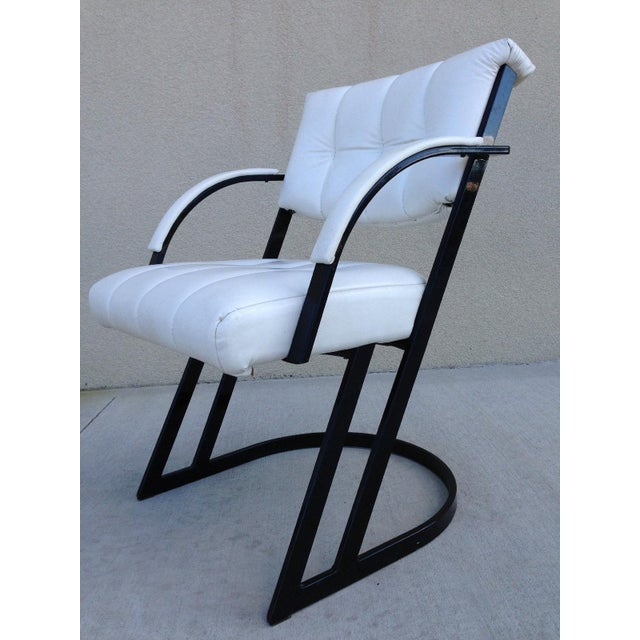 Mid-Century Z-Bar Armchairs by Cal-Style - Image 6 of 8