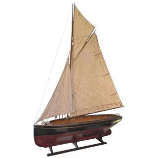 Enormous Model Boat