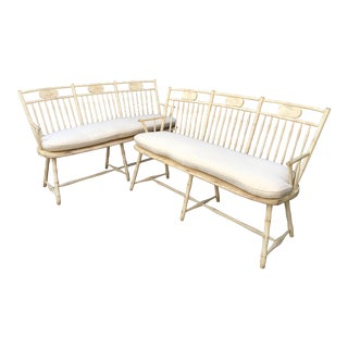 Richard Mulligan American Benches - A Pair