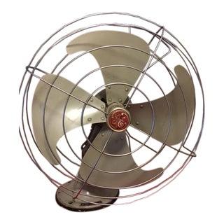 GE Vortalex Industrial Vintage Electrical Fan