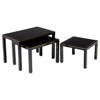 Pierre Vandel French Nesting Tables- Set of 3
