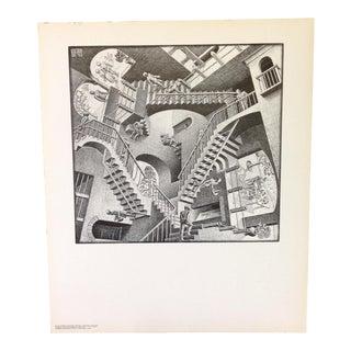 1953 Print by M. C. Escher