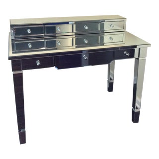 Bungalow 5 Mirrored Chelsea Desk