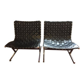 Lounge Chairs Luar by Ross Littell