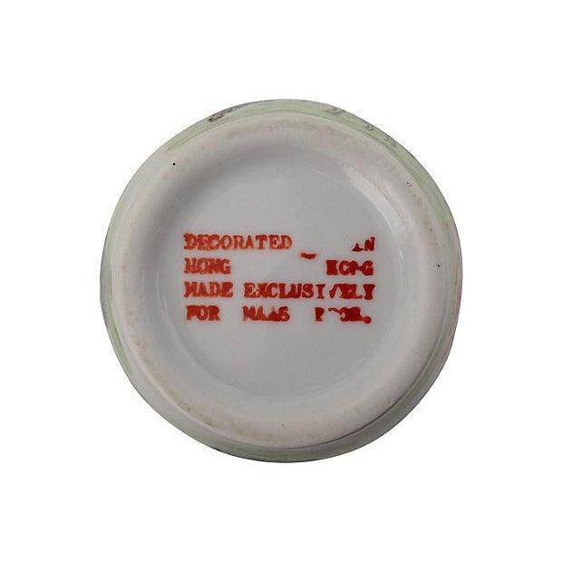 Chinoiserie Porcelain Vase - Image 5 of 5