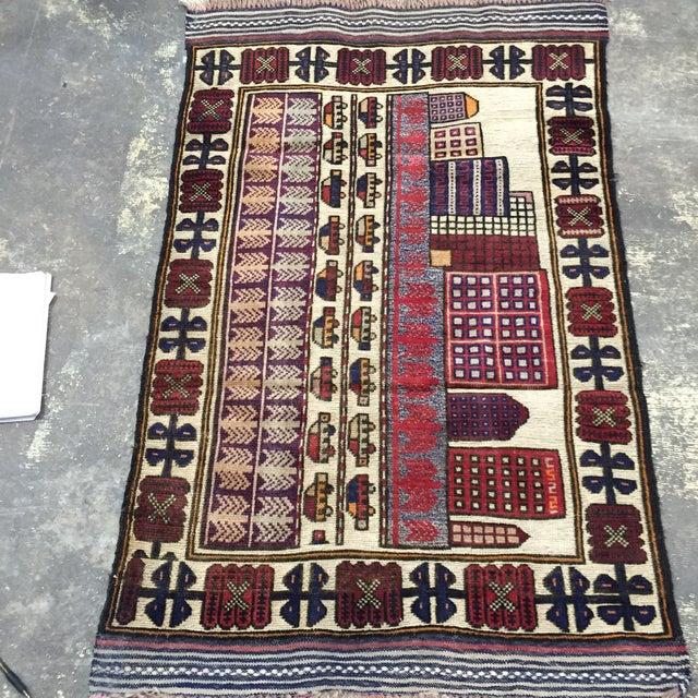 Sumack Handmade Persian Rug - 2′10″ × 4′7″ - Image 2 of 11