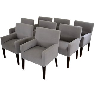 Calvin Klein Dining Chairs - Set of 8