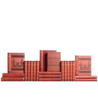 Antique Terra-Cotta Classics - Set of 21