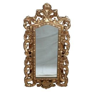 Vintage Baroque Style Mirror by Turner