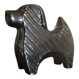 Scottish Terrier Statue Figurine