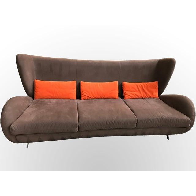 """Vladimir Kagan """"Fiftyish"""" Sofa & Chairs - Set of 3 - Image 2 of 9"""