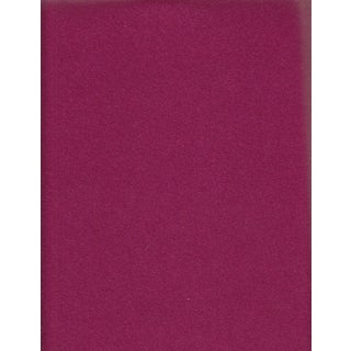 Designtex Pigment Wool Fuchsia Fabric - 2.5 Yards